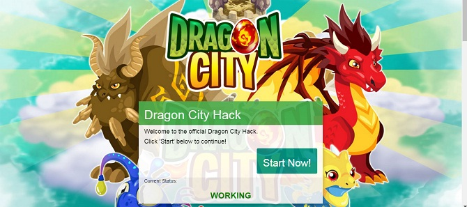 dragon city free gems use our cheat engine 2016