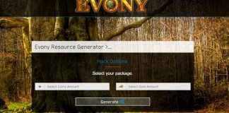 evony free gold use our cheat engine