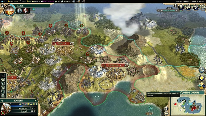 sid meiers civilization v gameplay