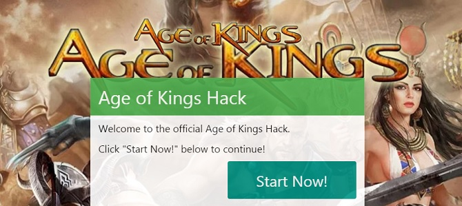Age of Kings Hack, get free Gold here!