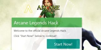 Arcane Legends Hack, get your free Platinum and Gold today