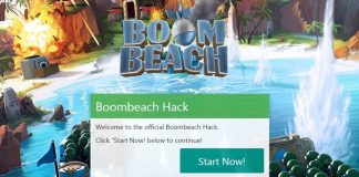Boom Beach Hack, get your Free diamonds here