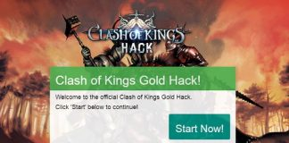 Clash of Kings Hack, get free Gold here.