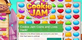 Cookie Jam Hack, get you free Coins today