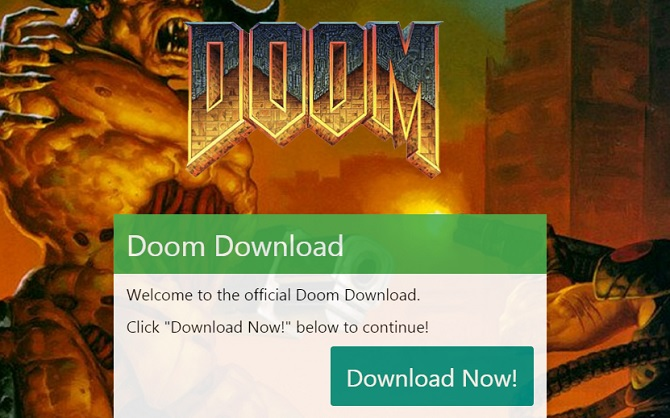 Doom Cracked, get the download link here free!