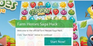 Farm Heroes Saga hack, get your free Gold now!