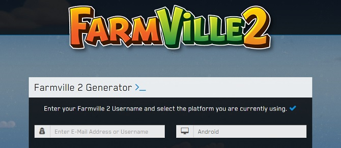 Farmville 2 Cheats, get free Cash and Items here