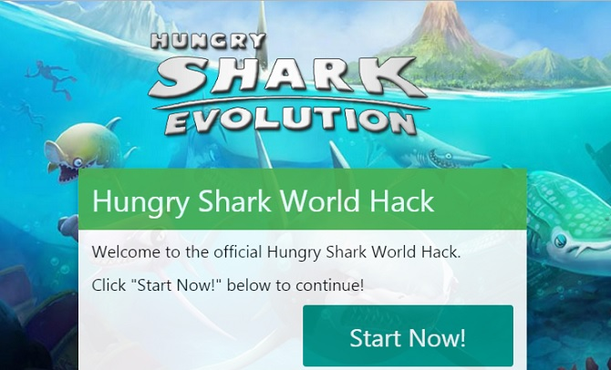 Hungry Shark World Hack, get free Gems here