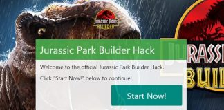 Jurassic Park Builder Hack, get free Bucks today!