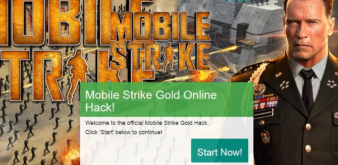 Mobilel Strike Hack, get your free Gold today