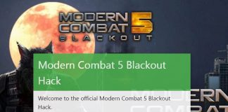 Modern Combat 5 Cheats, get free Credits here