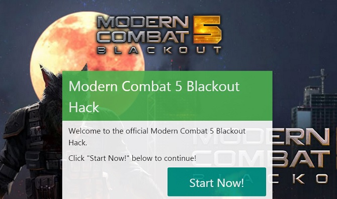 Modern Combat 5 Hack, get free Credits here!