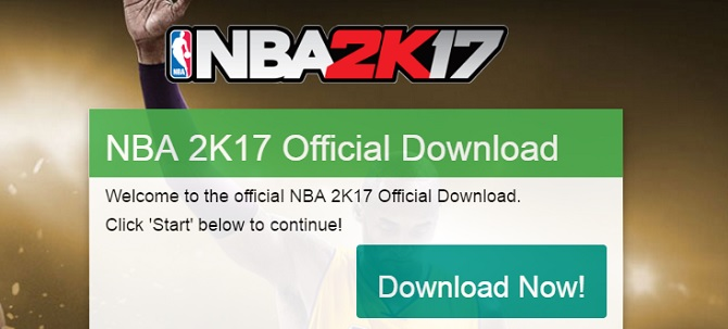 NBA 2k17 Download free