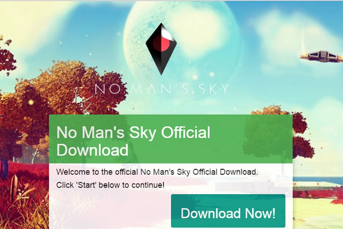 No Man's Sky PC Download, get the link here!