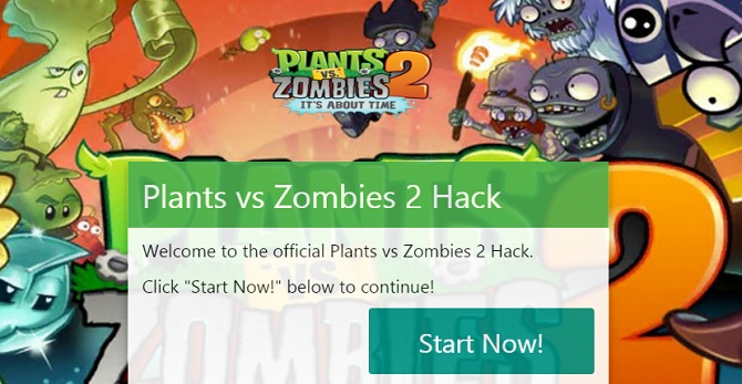 Plants vs Zombies 2 Hack, get free Gems here