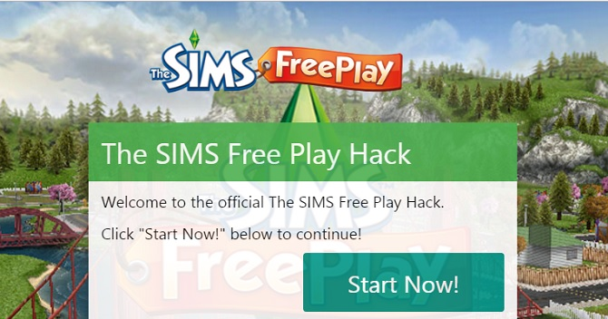 The Sims Freeplay Hack, get free Simoleons here