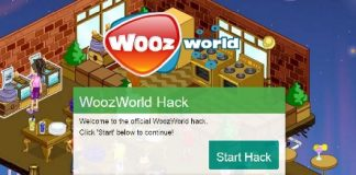 Woozworld Hack