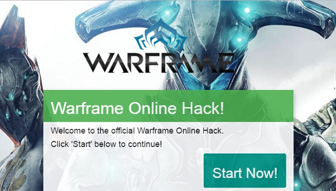 Warframe Hack, get free Platinum here