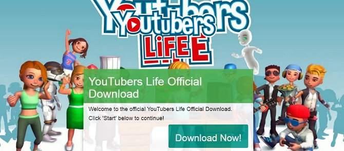 YouTubers Life free download, get the game today!