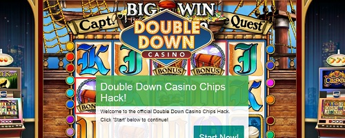 double down casino cheats free chips