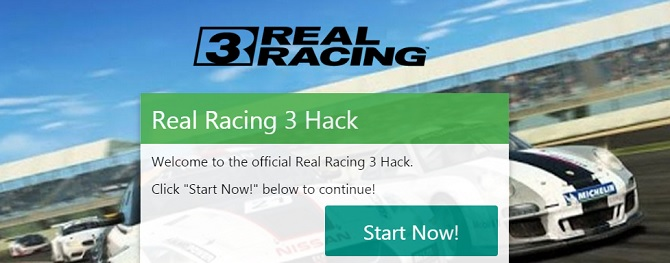 Real Racing 3 Cheats, get free Gold and Cash today