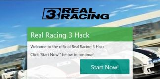 Real Racing 3 Unlimited Gold and Money