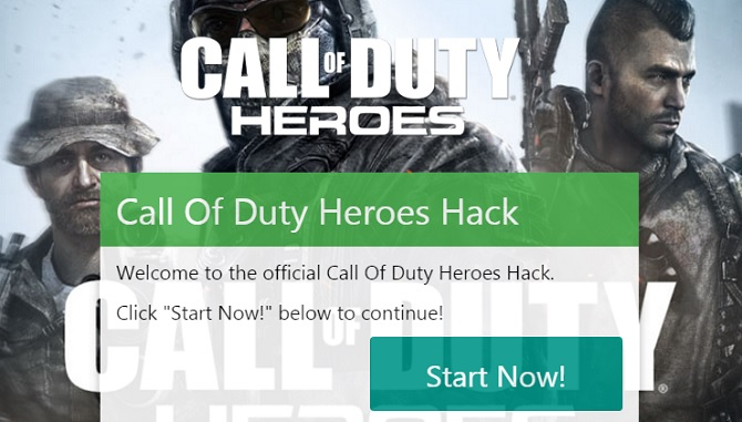 Call of Duty Heroes Cheats