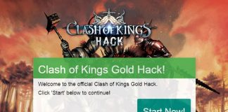 Clash of Kings Cheats, get free Gold here
