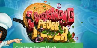 Cooking Fever Cheats, get free Gems and Coins