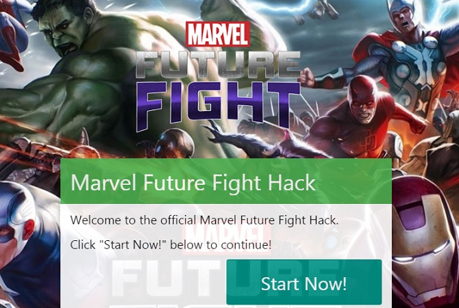 Marvel Future Fight Cheats, get free Crystals here