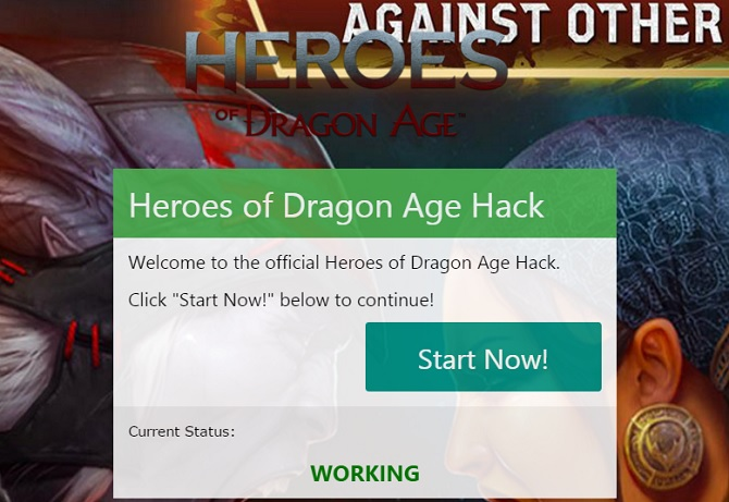 Heroes of Dragon Age Cheats