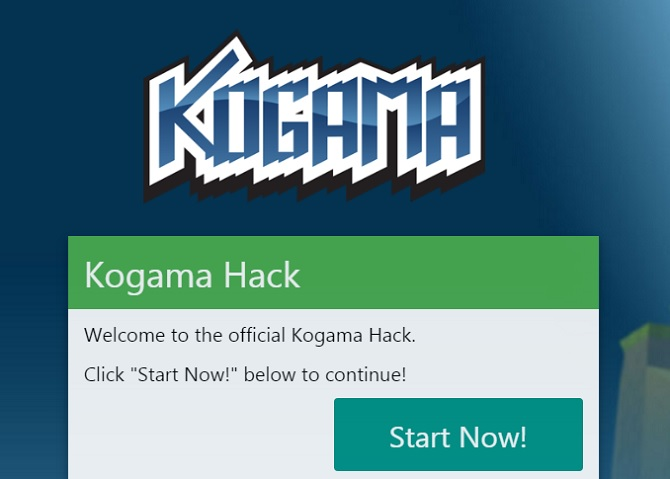 Kogama Cheats, get free Gold here