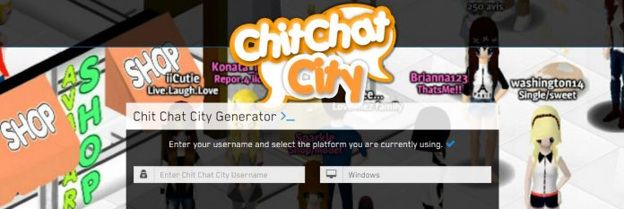 chit chat city cheats
