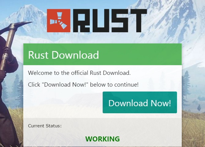 Rust Free Download - Have you played Rust? This awesome survival game is a must-play game. Get Rust free download here from cheathackdownload. We can give you the direct download link to your email. Why we send you the link to your email? Because it is a lot safer from virus and spam. Get the game now, this is your great chance. The link is 100% real and working, we have tested it ourselves and the game is awesome. - Free Game Hacks