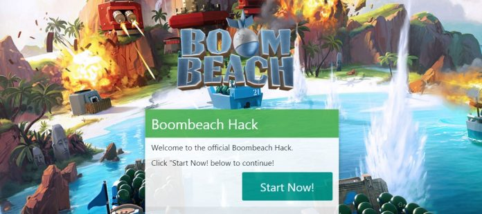boom beach diamonds hack