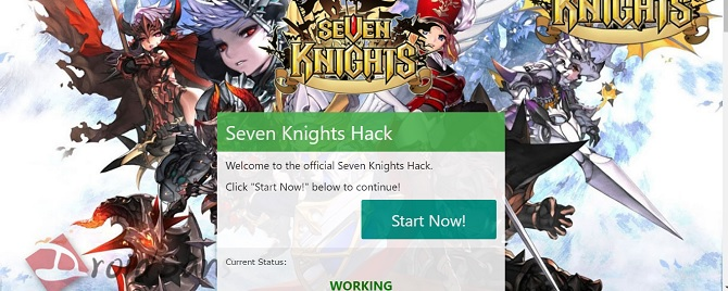 seven knights hack rubies use our generator