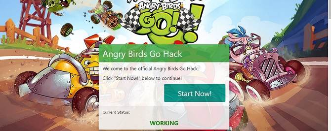 angry birds go gems hack use our generator