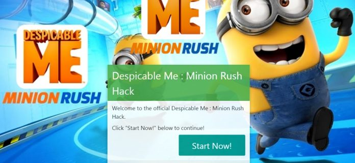 despicable me minion rush hack tool