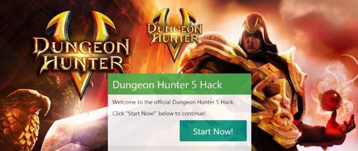 dungeon hunter 5 hack tool