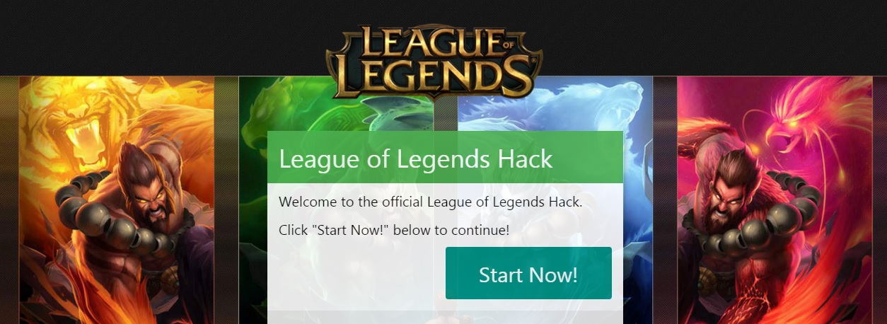 league of legends hack - Don't you know that there is a faster way to generate Riot Points? It is true guys, that way really exists. How if you use our League Of Legends hack right now because it is the fastest way to get a lot of Riot Points. We hope that you won't miss this great offer or you will be sorry. Why? It is because of our tool has so many advantages compare to the other tool that you may ever meet before. So, just read this article for more information. - Free Game Hacks