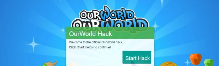 our world hack
