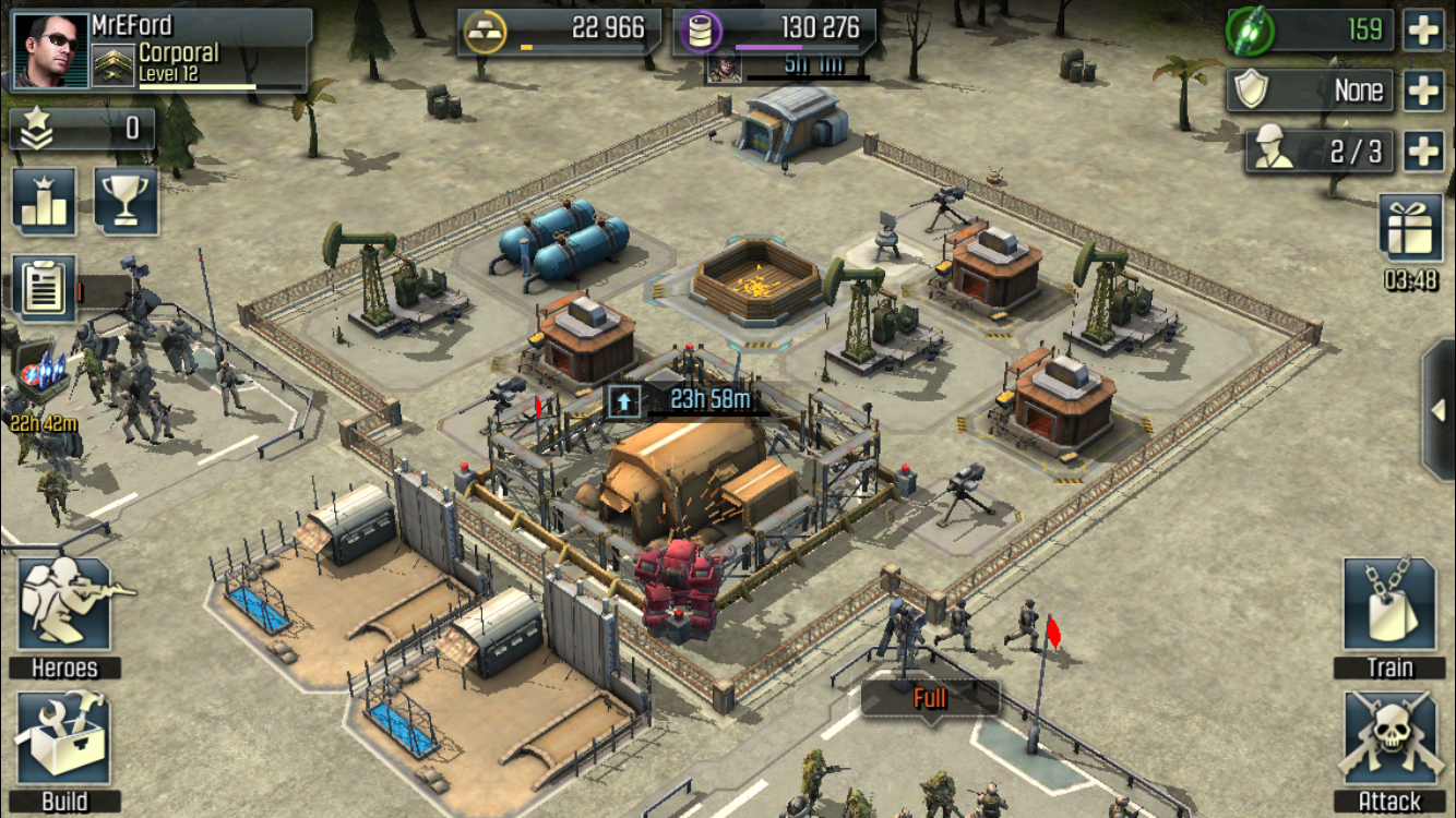 Call of Duty Heroes Game