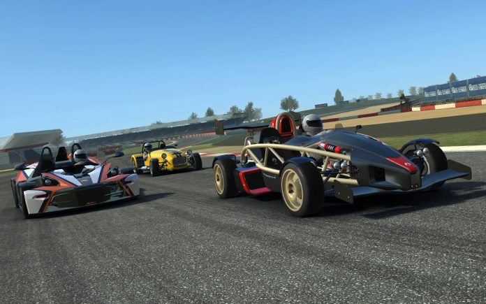 Real Racing 3 Gold