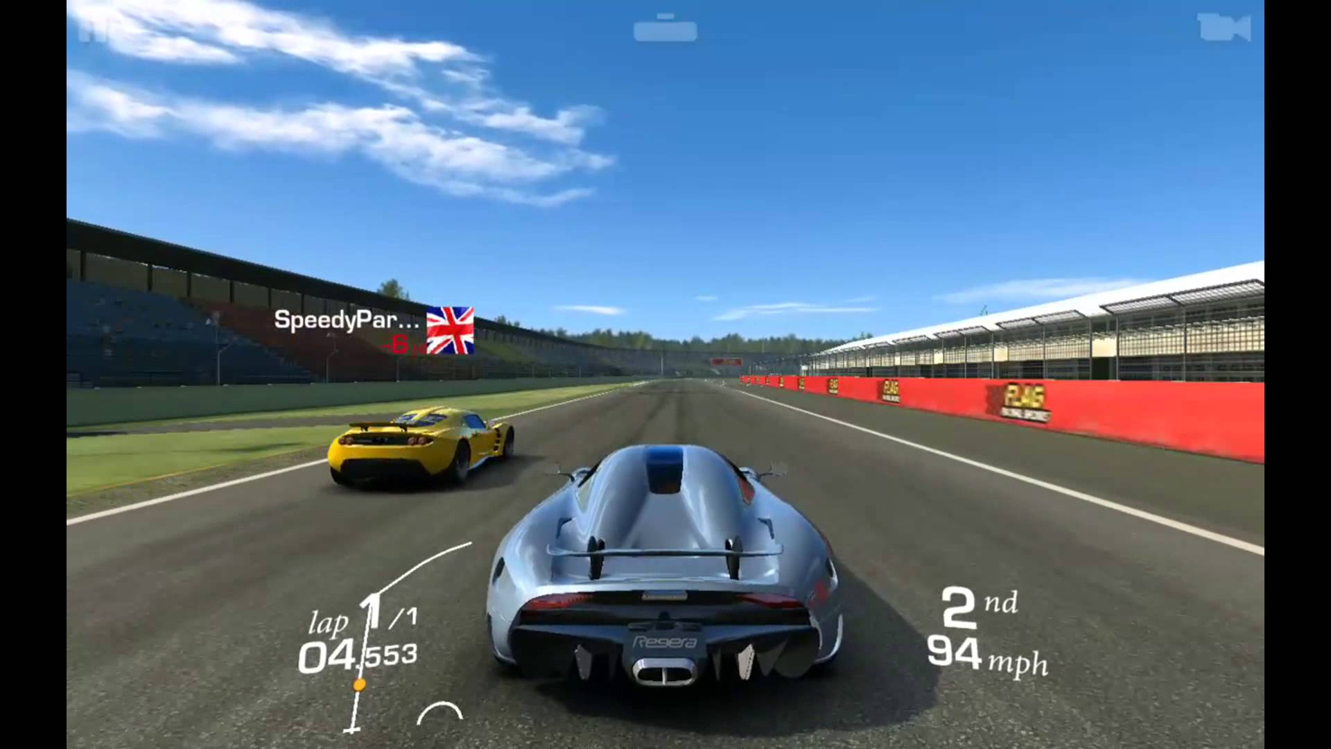 Real Racing 3 Tips and Tricks