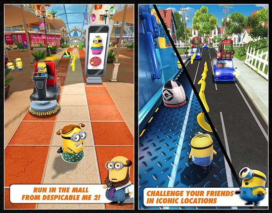 despicable me gameplay