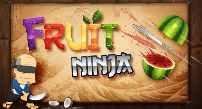 fruit ninja tips