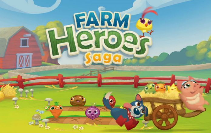 farm heroes saga review