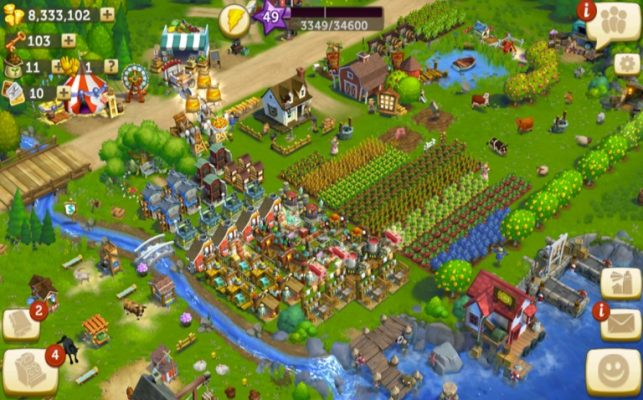 Free Mobile Games App Download - FarmVille 2: Country ...
