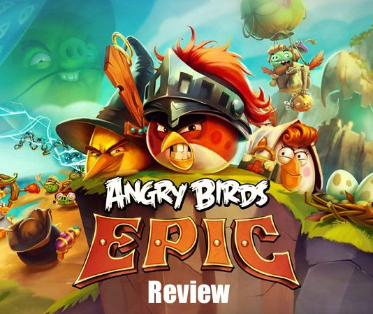 Angry Birds Epic RPG Review