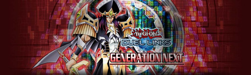 yugioh duel links generation next
